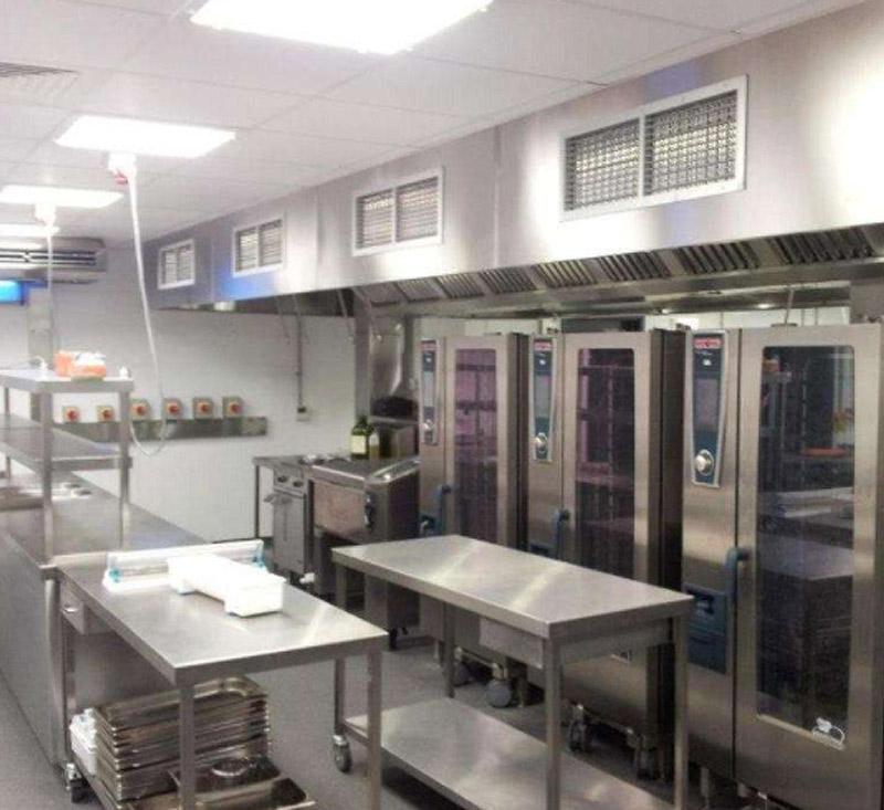 厨房设备维修