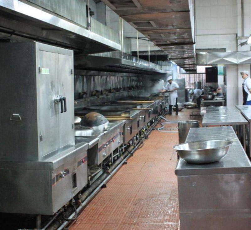 厨房油烟清洁